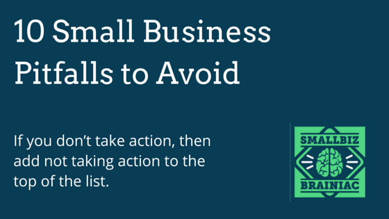 Blog - 10 Pitfalls to Avoid