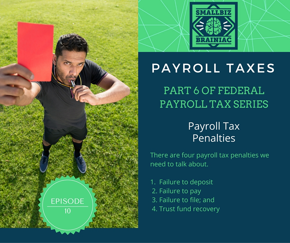 how to avoid failure to remit payroll penalty