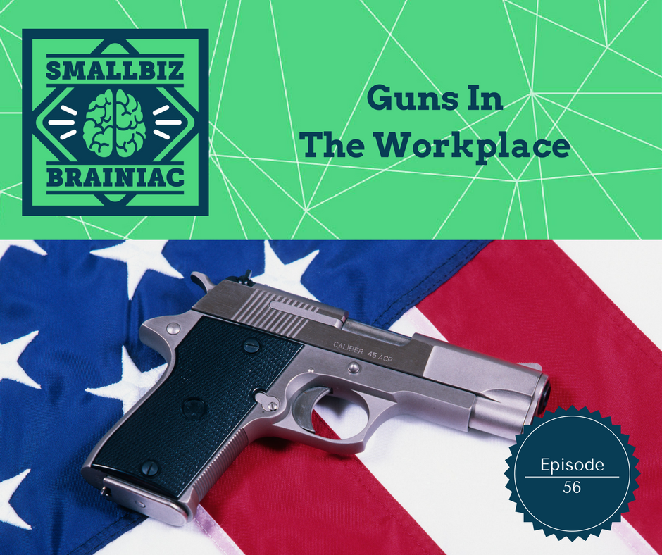 Firearms in the workplace