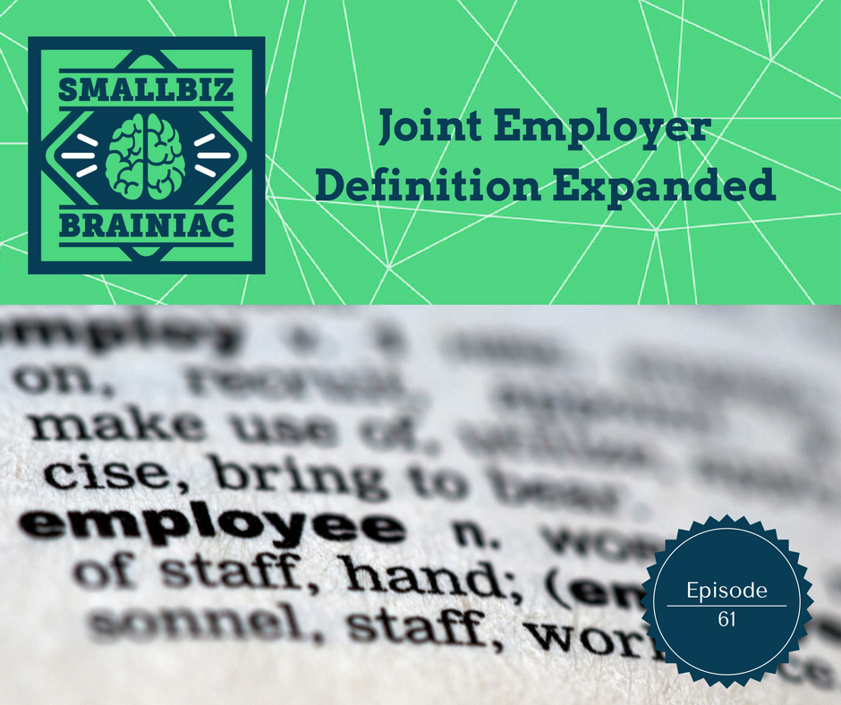 Who is a joint-employer?