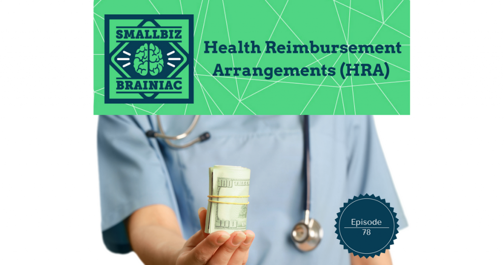 Health Reimbursement Arrangements HRA