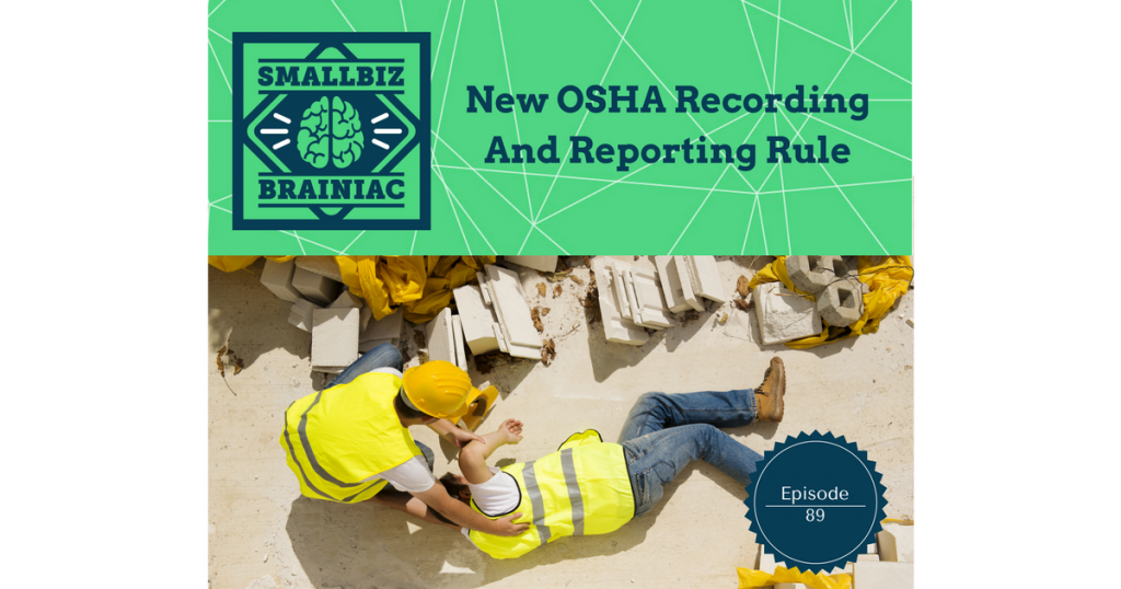 OSHA thinks by forcing you to make your claims information public you'll naturally want to focus more on safety to try and avoid being embarrassed.