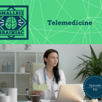 Telemedicine can be delivered through videoconferencing or over the phone but in every state that I'm aware of it can't be done by fax or text messaging. In fact, in some states, like New York, it requires a video call. A simple phone call isn't enough.