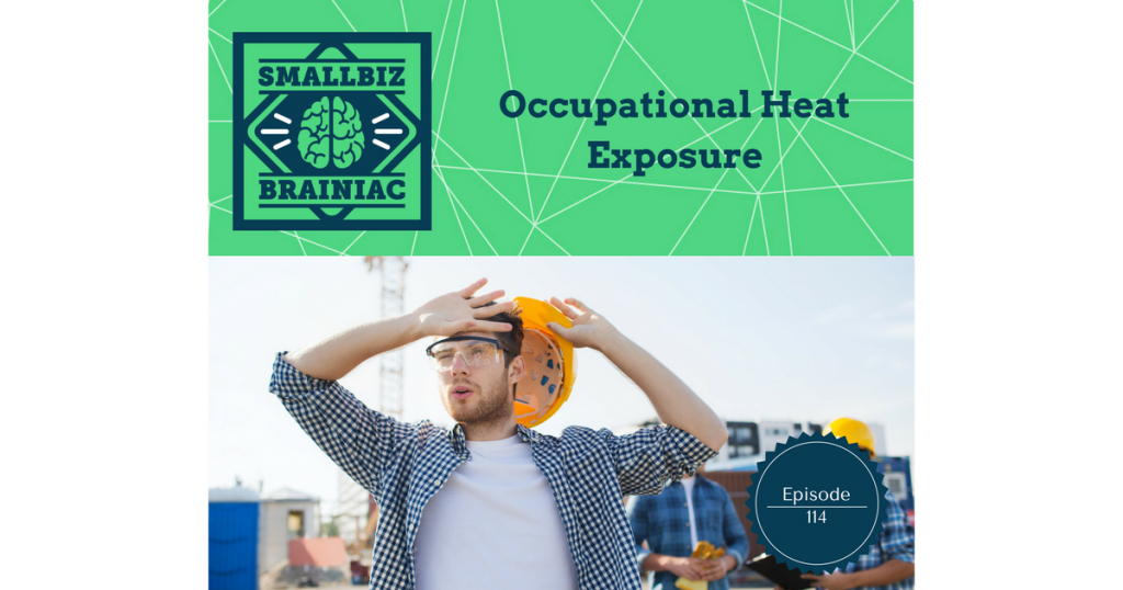 What is occupational heat exposure and how to avoid it.