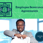 Arelease without a severance payment won't hold any water.