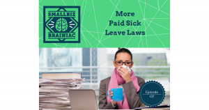 there are some developments in the paid sick leave ordinances covering Pittsburgh, Pennsylvania and also a new paid sick leave ordinance for Georgia employers.