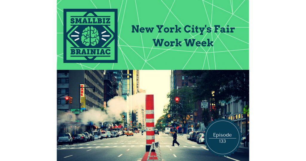 Penalties for violating the Fair Work Week law range from $500 to $2,500 per occurrence depending on severity.